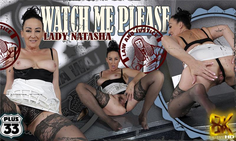 Watch Me Please Mature Brunette Interrogation