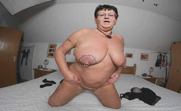 Granny Erika - There Are No Wishes Left open...Mature BBW