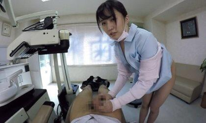 Yukine Sakuragi – Covert Sex with Sexually Frustrated Dental Hygienist