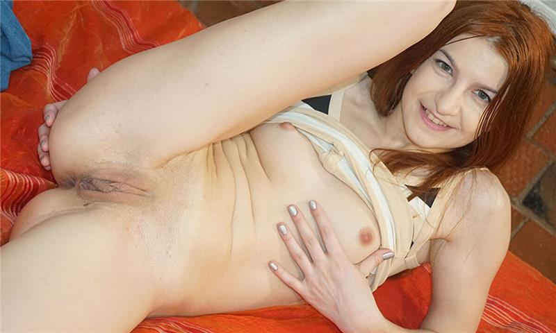 Atisha Unzips Geans And Plays With A Toy In Her Pussy
