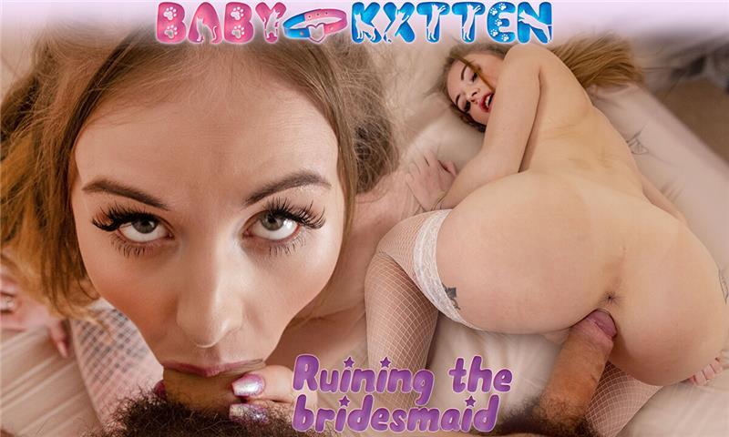 Ruining The Bridesmaid I Babykxtten