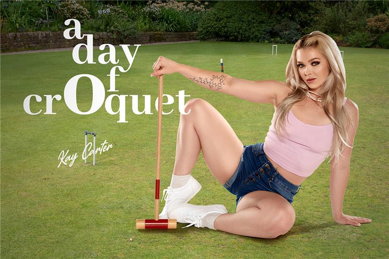 A Day Of Croquet