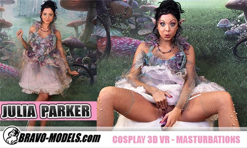 Hot Julia Parker is an Elven Goddess