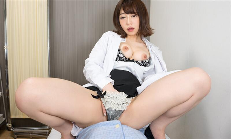 Nozomi Arimura – The Dirty Doctor Enjoys Hunting for Cock - Asian Riding Hardcore Creampie
