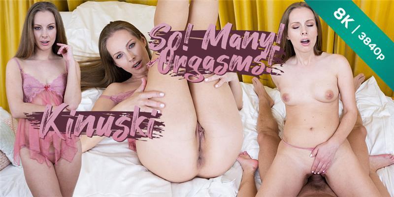 Czech VR 418 So! Many! Orgasms!