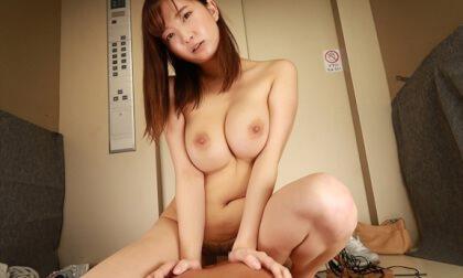 Mayu Suzuki – Secret Extra Sweaty in Elevator Part 2