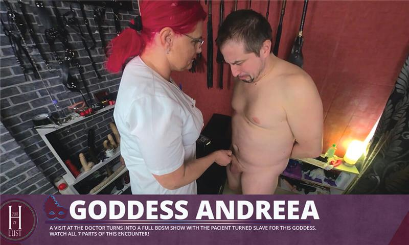 Goddess Andreea -The Doctor From Hell Part 3
