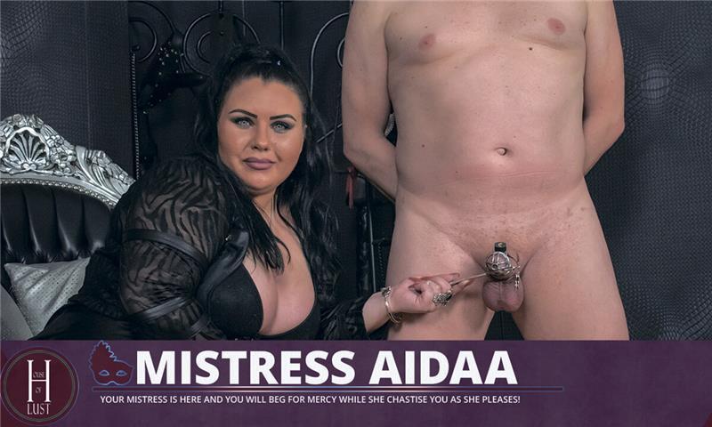Mistress Aidaa - Chastise ME! Mistress Aidaa