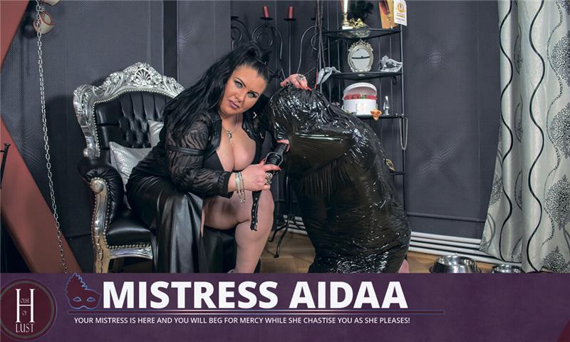 Mistress Aidaa - Full Body Mummification