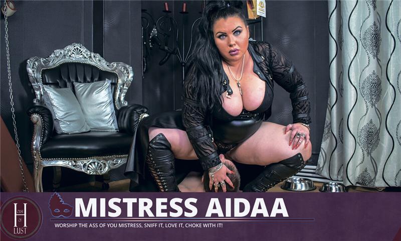 Mistress Aidaa - Worship My Ass,You Slave! Mistress Aidaa