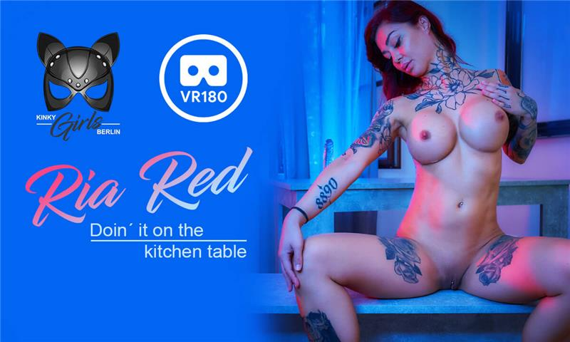 Kitchen Table Ria Red