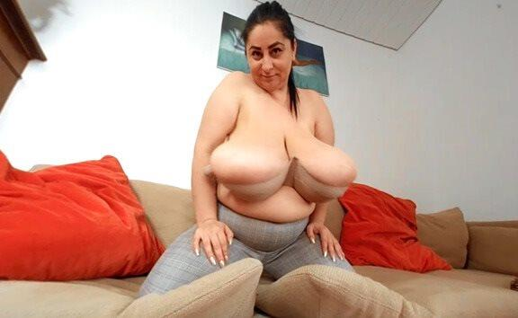 The Hot Leopard Blouse Strip with Alice85JJ