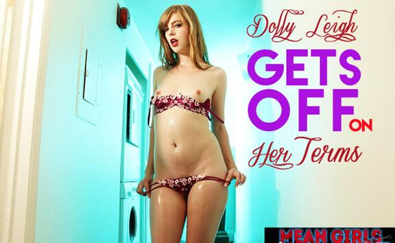 Gets Off On Her Terms - Redhead Hairy Teen Fingering