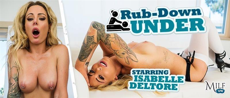 Rub-Down Under