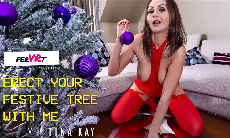 Erect Your Festive Tree With Me