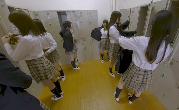 Invisible Man Invades Girls School - Part 2
