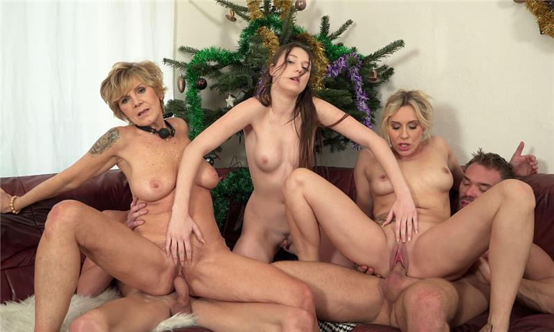 Christmas Perverse Stepfamily