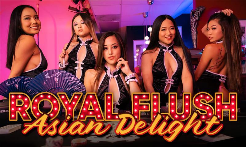 Asian Delight Royal Flush