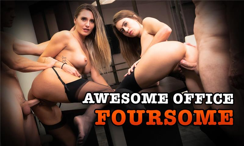 Awesome Office Foursome