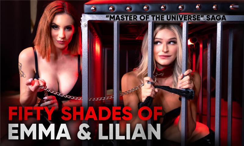 Fifty Shades of Emma & Lilian