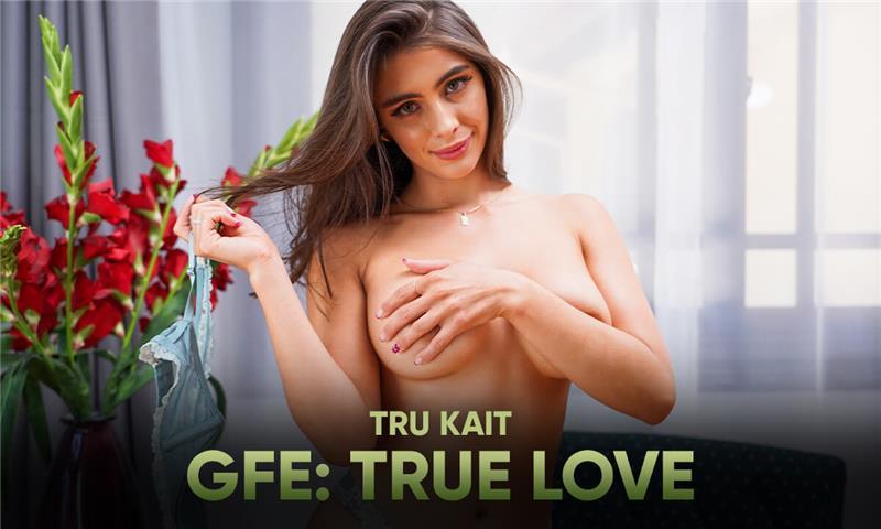 GFE: True Love Big Tits Babe Hardcore Ultra HD VR