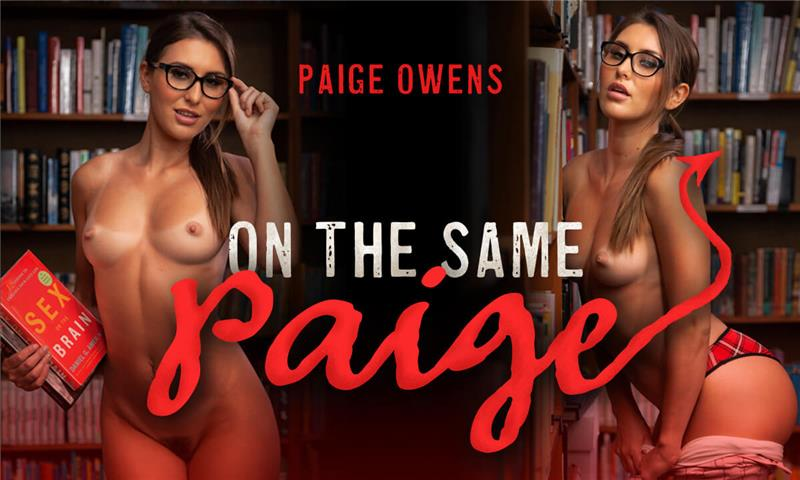 On the Same Paige