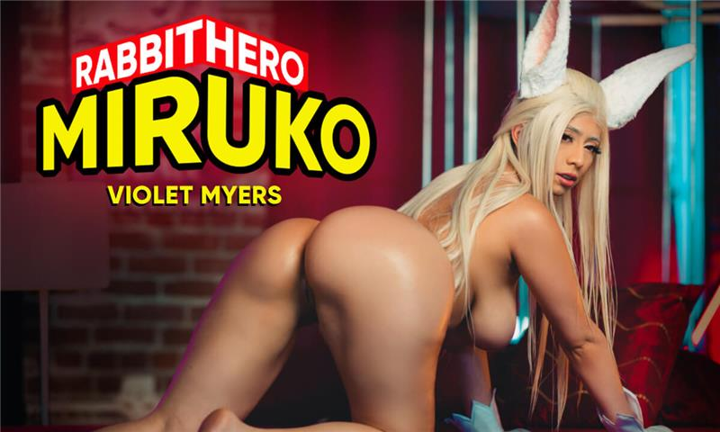 Rabbit Hero Miruko