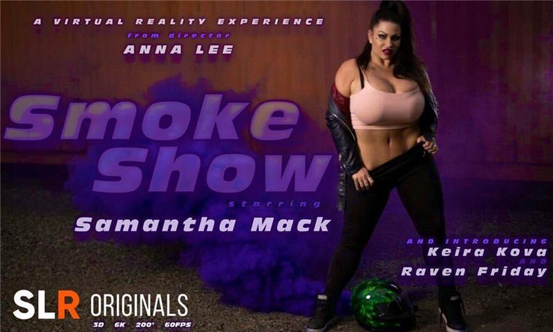 Smoke Show (Fisheye 200°)
