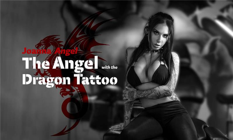 The Angel with the Dragon Tattoo