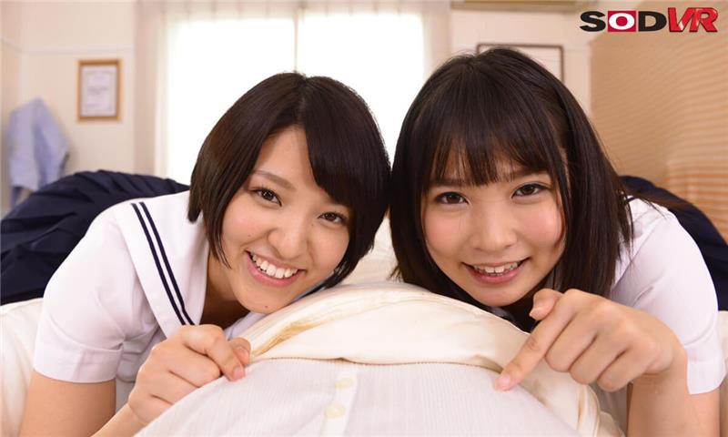 I'm the Only Guy in My House! Part 1 Megumi Shino, Aoi Kururugi, Kaho Aizawa, Mio Hinata
