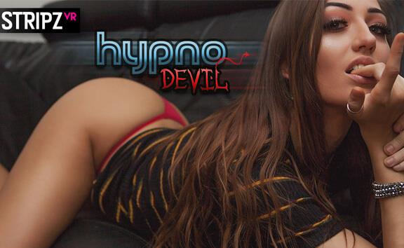Hypno Devil - Shaved Petite Girl Striptease