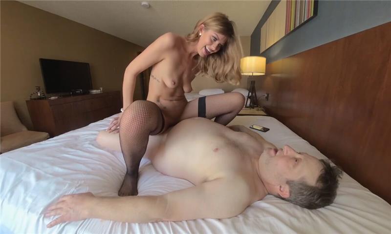 Porn Star Leah Winters Fucks and Sucks Tad Pole Part 2 of 3