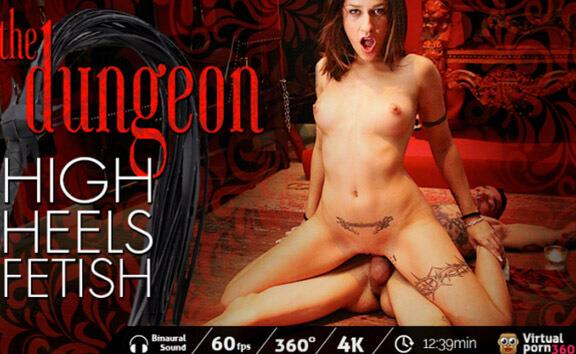 The Dungeon: High Heels Fetish