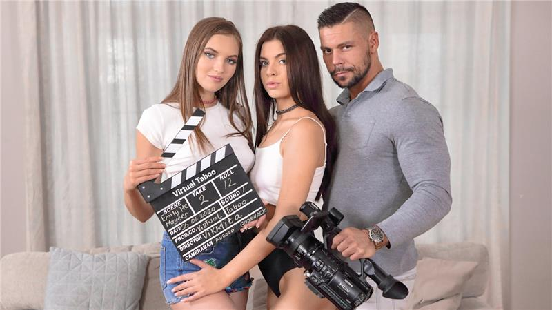 Action! Family Porn Production