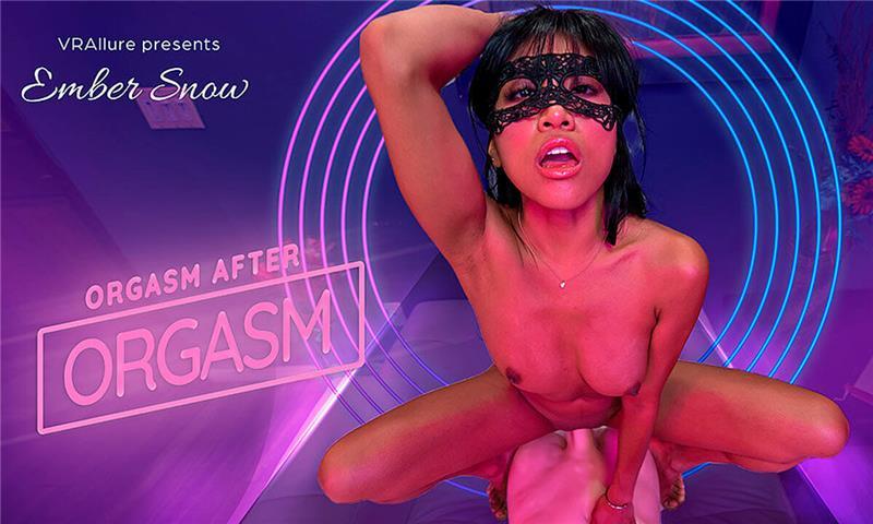 Orgasm After Orgasm