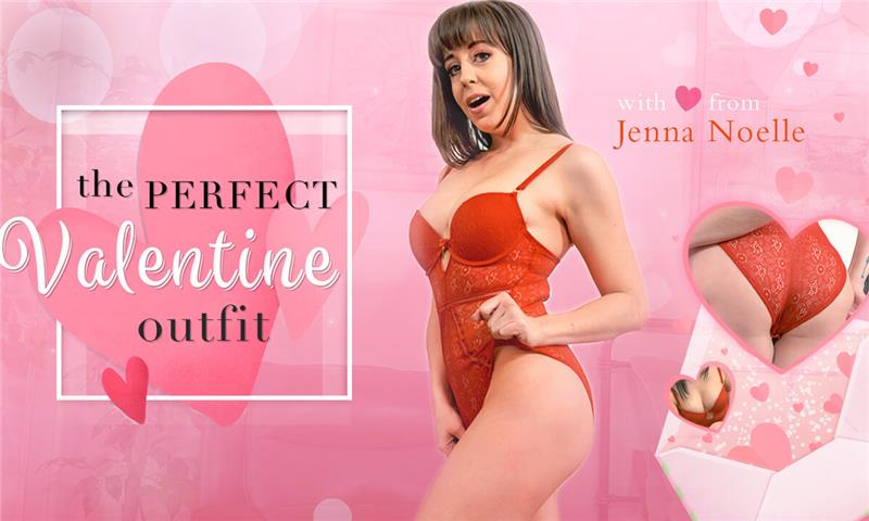 The Perfect Valentines Outfit! Jenna Noelle