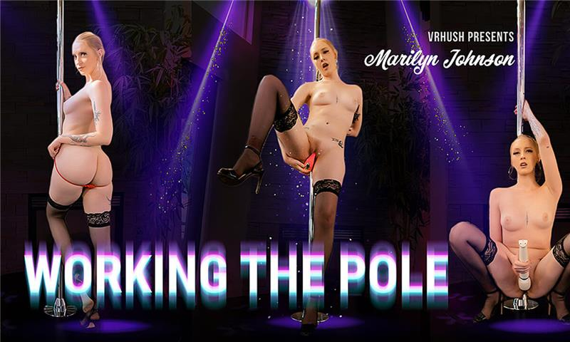 Working The Pole Marilyn Johnson