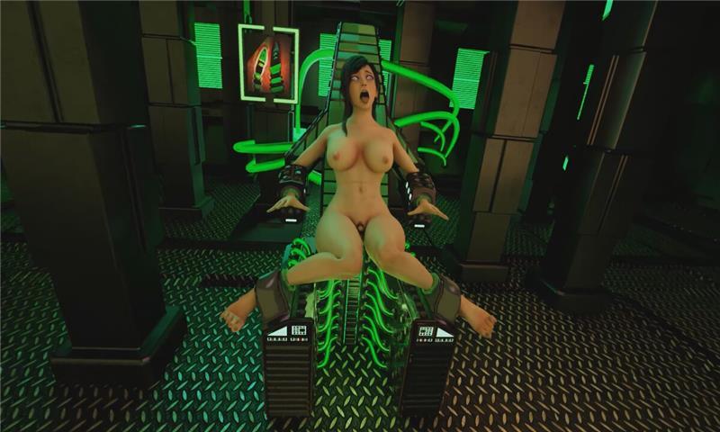 Tifas Orgasm - Big Tits Video Game Parody