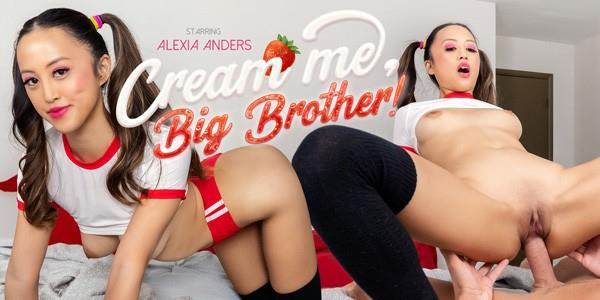 Cream Me, Big Brother!