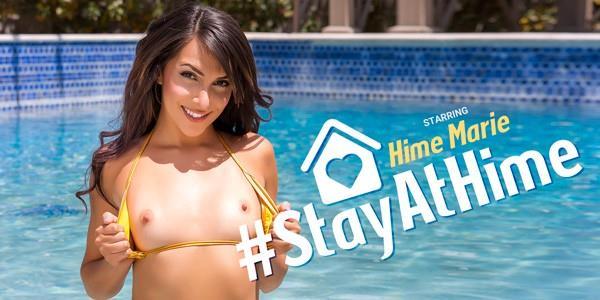 #StayAtHime