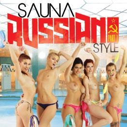 "Sauna ""Russian Style"" part 1"