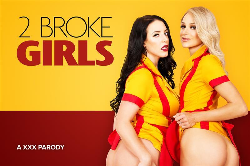 2 Broke Girls A XXX Parody