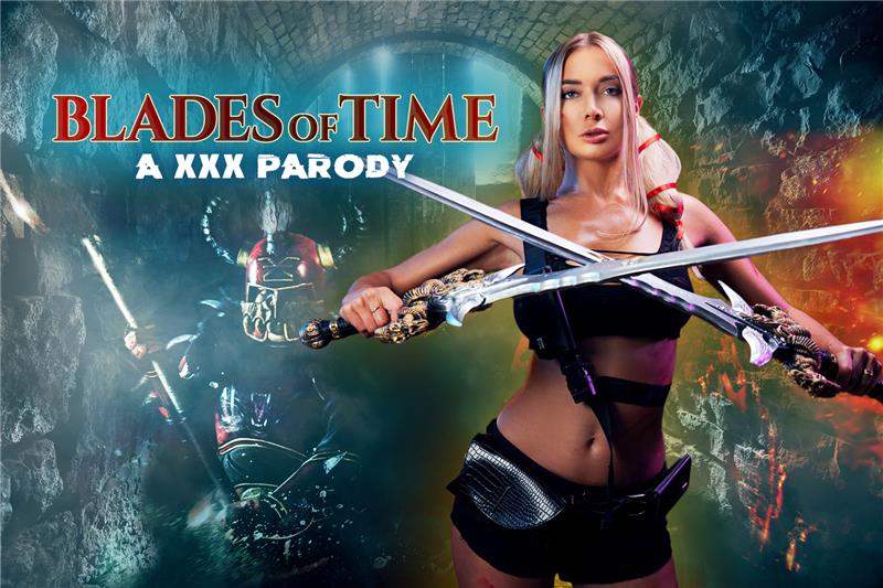 Blades of Time A XXX Parody