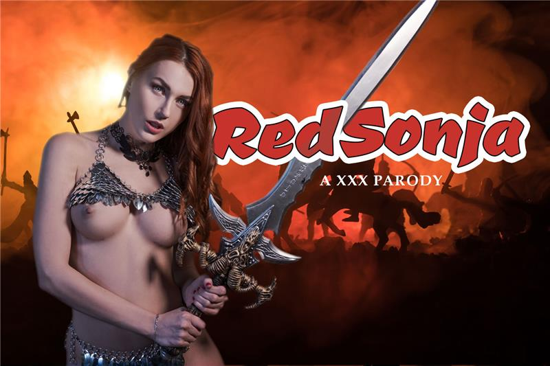 Red Sonja A XXX Parody