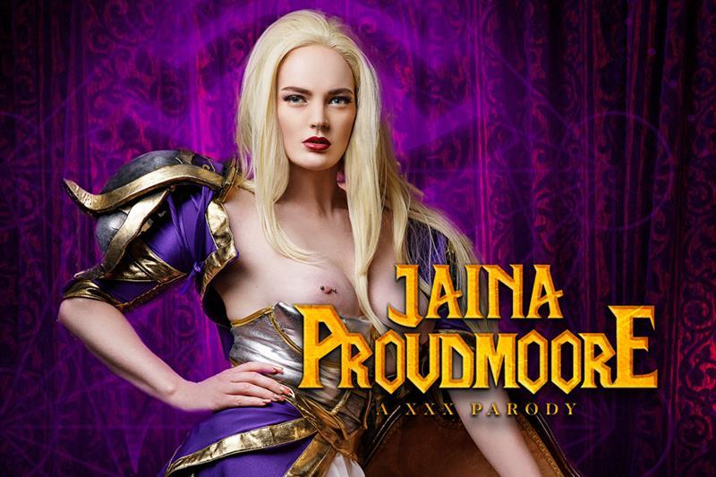 WOW: Jaina Proudmoore A XXX Parody