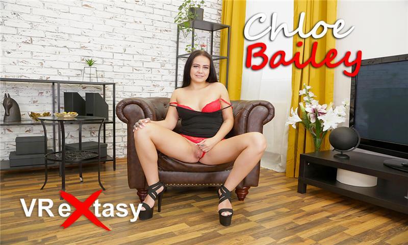 Chloe Bailey - Beauty with Long Black Hair