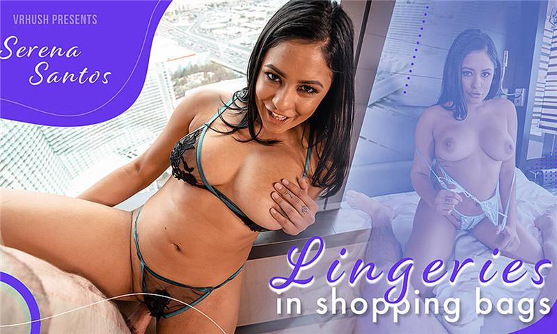 Lingerie In Shopping Bags