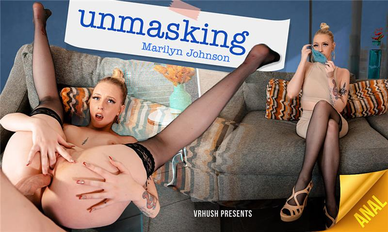 Unmasking Marilyn Johnson