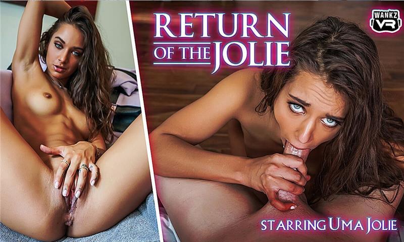 Return of the Jolie