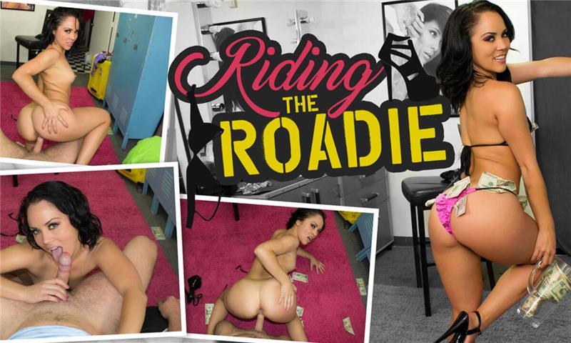 Riding the Roadie